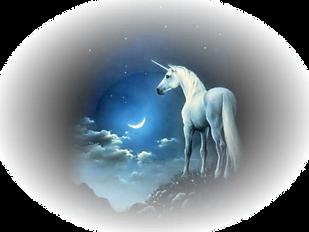 Dreams Unicorn Sleep Clouds Night.png