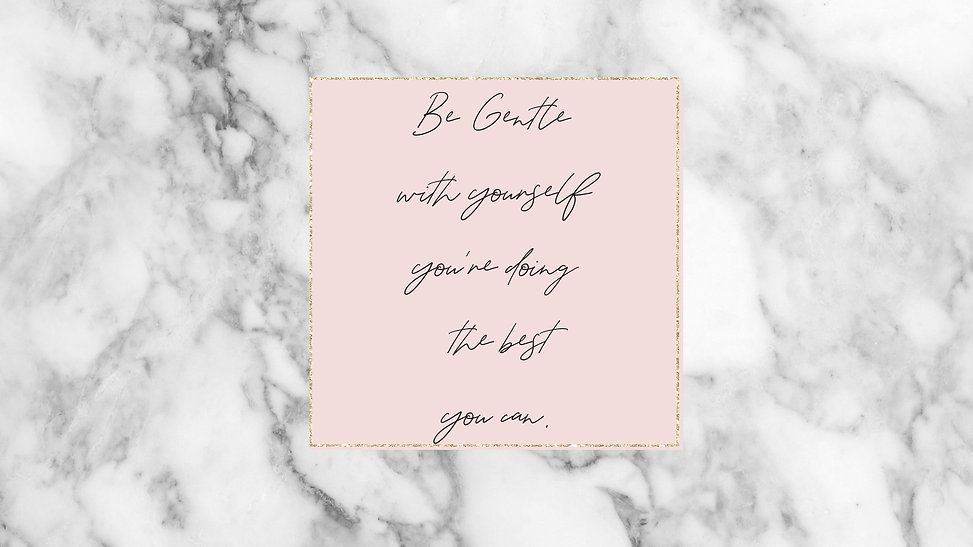 Inspirational-Wallpaper-Be Gentle With Y