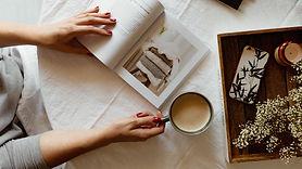 Reading Books Coffee Wallpaper.jpg