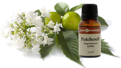 Aromatherapy Patchouli Essential Oil