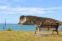Coromandel Coast - Hahei New Zealand