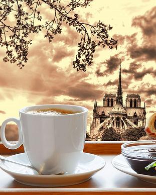 Coffee and Croissant Paris Wallpaper.jpg