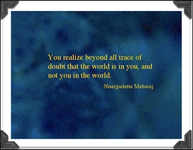 Consciousness World is in You Quote.png