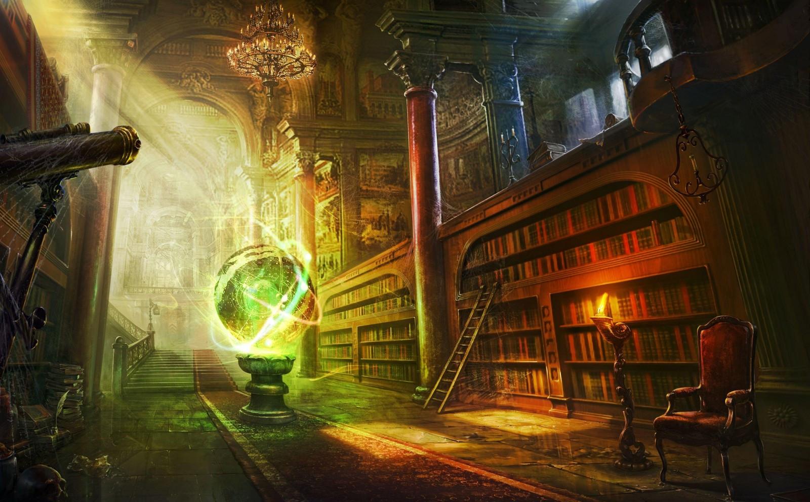 Library Ball Magic Akashic REcords.jpg