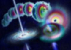 Quantum Space Cosmos Gamma_cosmos galaxy