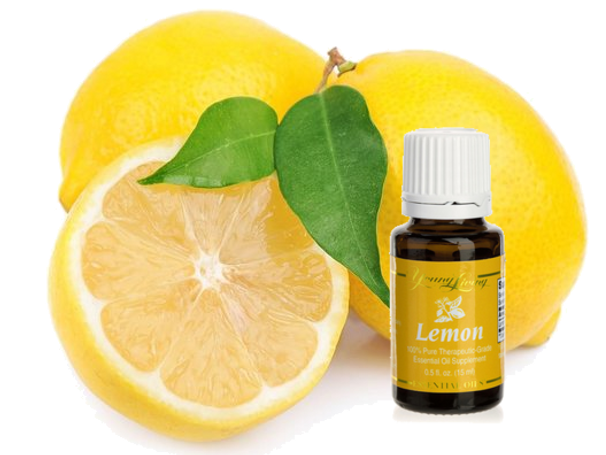 Lemon Essential Aromatherapy Oil