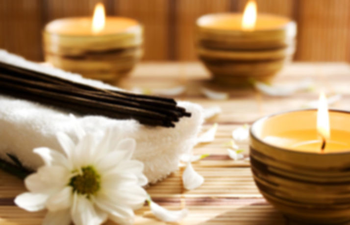 Spa Candles-wallpapers-wellbeing Self ca