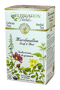 Marshmallow Root and Leaf tea