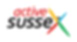 Active Sussex logo
