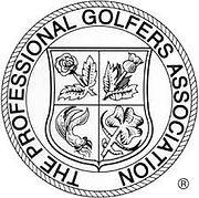 The Professional Golf Association logo