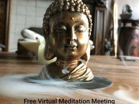 Free Meditation Meeting