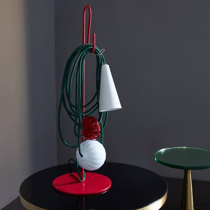 Luminária de mesa Filó