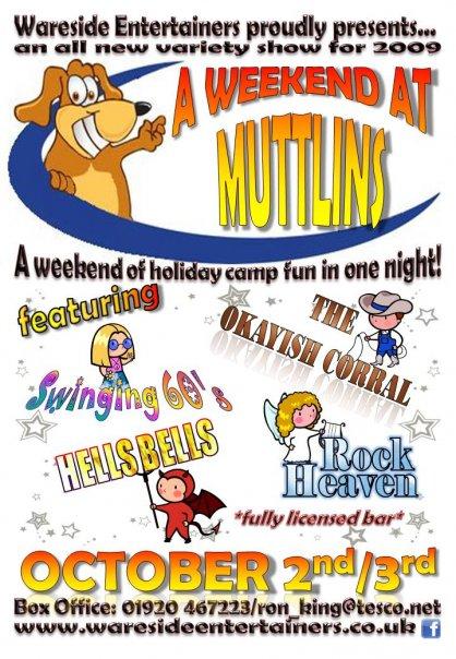 Weekend At Mutlins