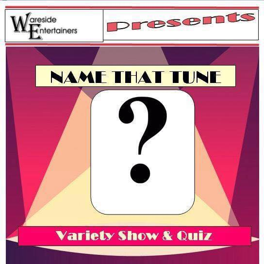 Name That Tune Variety Show and Quiz