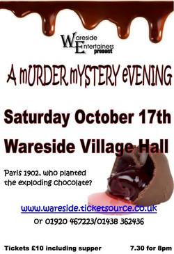 Murder Mystery Evening