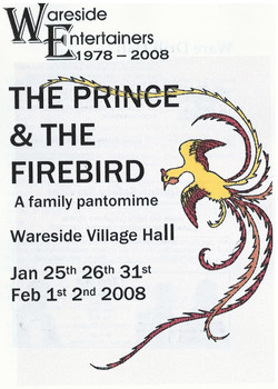 The Prince and the Firebird