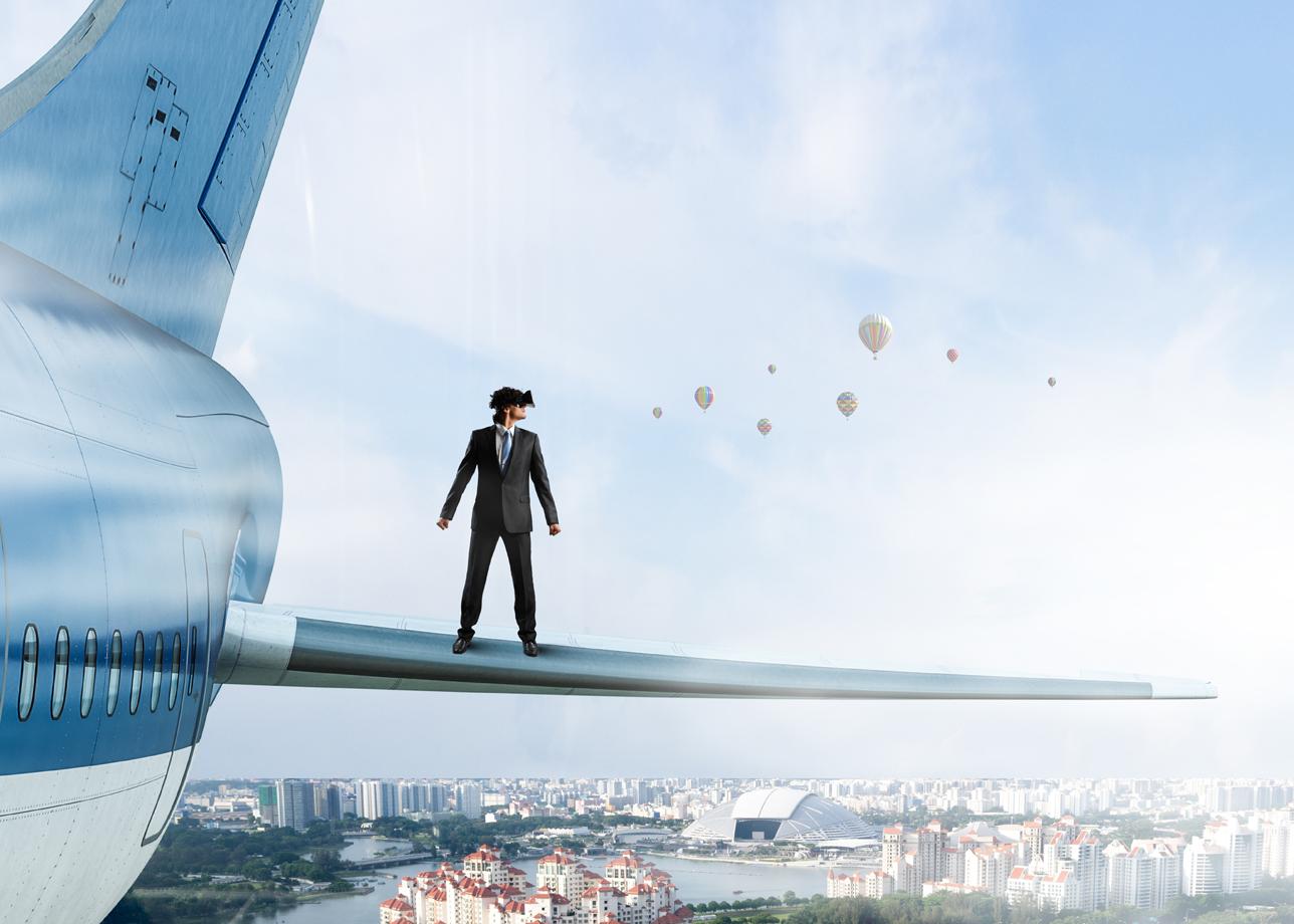 VR Plane