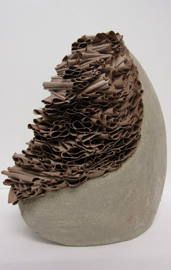 folding upright vessel small_ copper