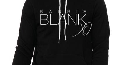 'Barbie Blank' Hoodie