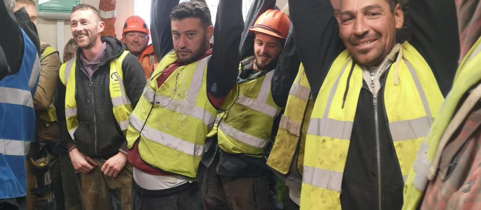 Men's Health: Ireland vs Iceland