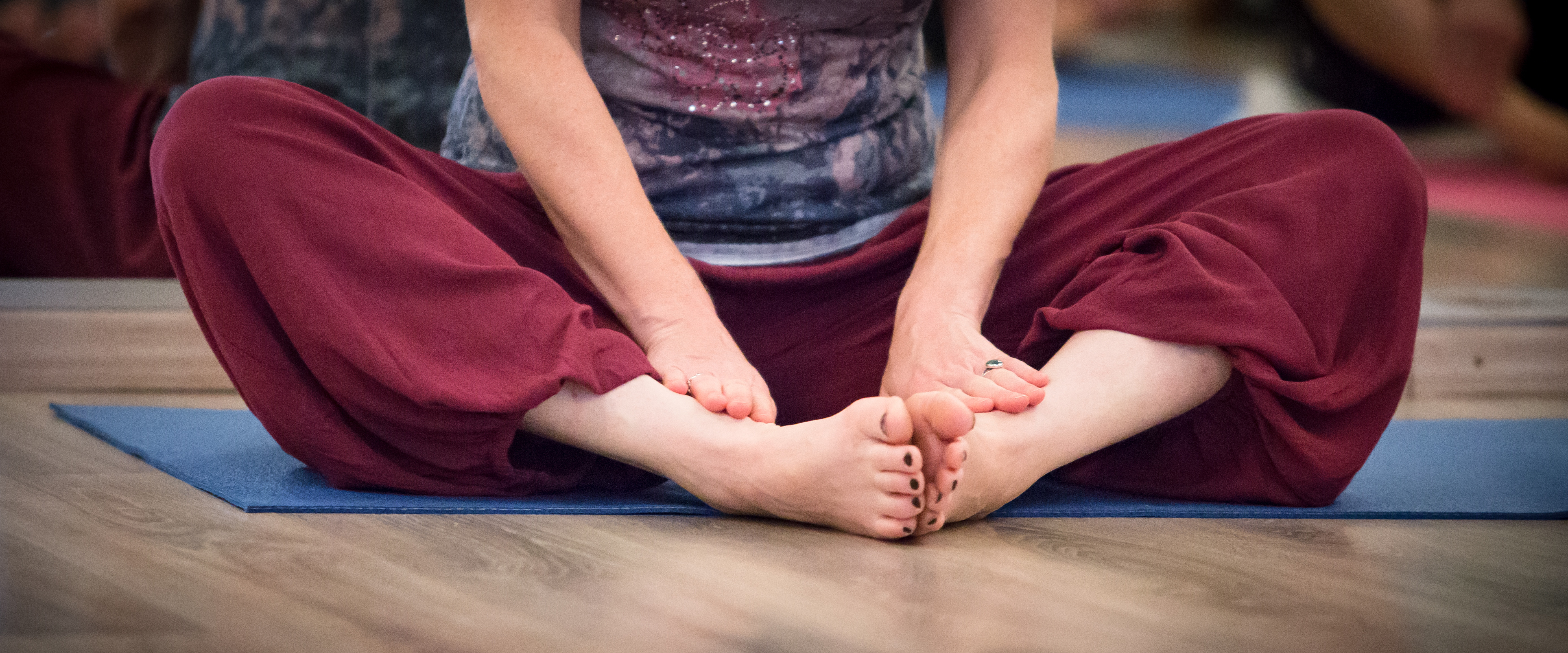 Yoga & the 5 Elements: a Womans' Guide