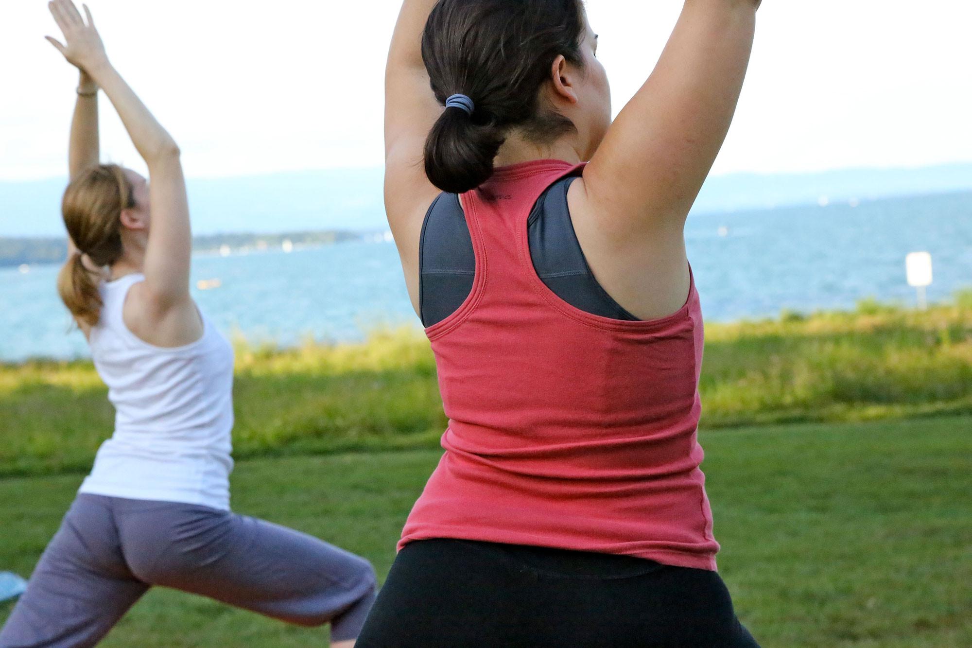 Yoga for all (on-line), Sundays 10-11am
