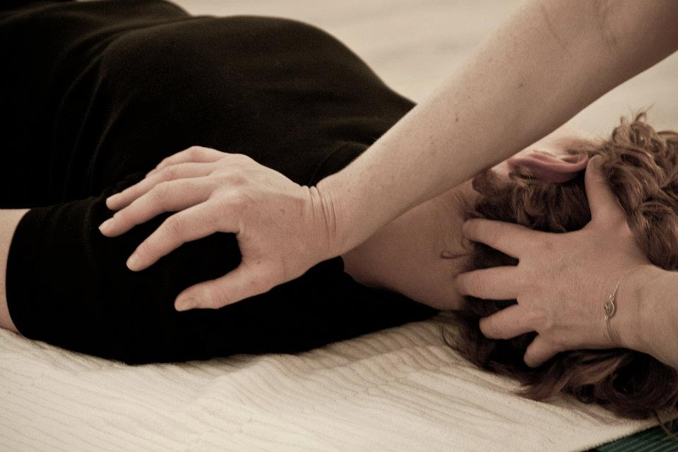 Shiatsu Massage with Kerry White