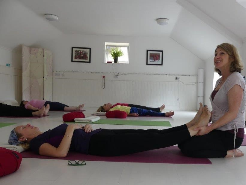 Yoga Kerry White Kerry Wellbeing