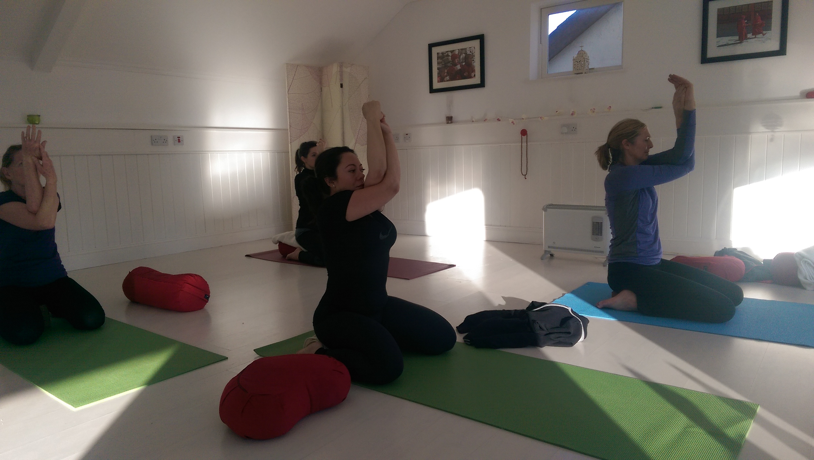 Yoga in Ashford Kerry Wellbeing