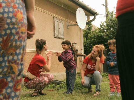Leendő elsősök esélynövelése Fügödön - önkéntes logopédusként az InDaHouse projektjében