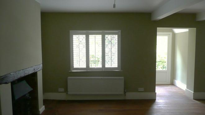 nadya sawney interiors Drawing Room paint on