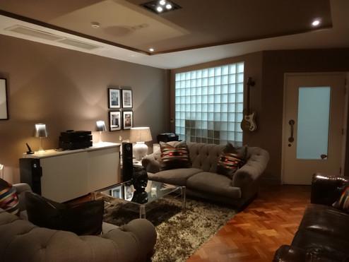 Recording Studio Reception AFTER