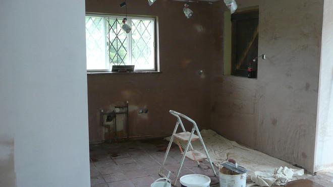 nadya sawney interiors Kitchen in progress