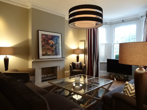 Townhouse Drawing Room SW London