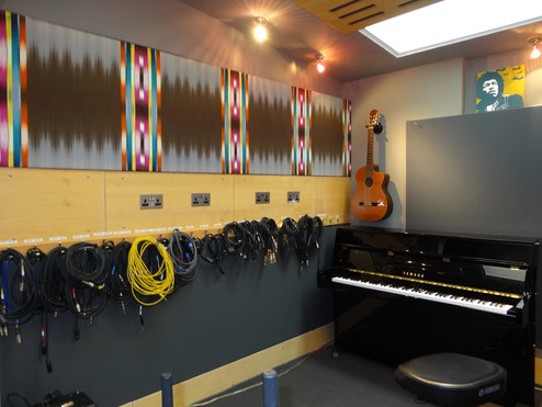 Recording Studio AFTER