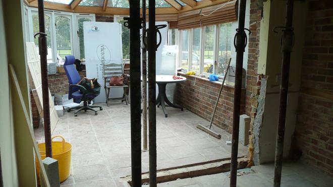 nadya sawney interiors 18c Cottage Renovation