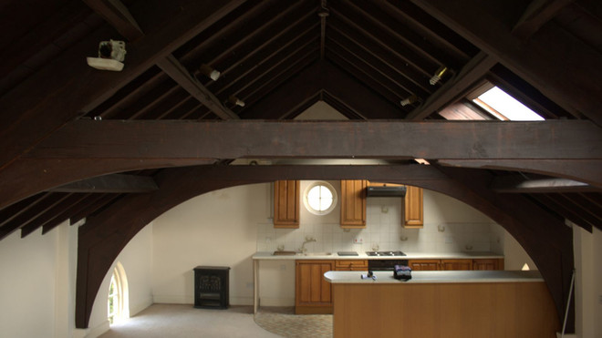 Converted Chapel BEFORE