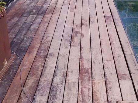 Terrazas de exterior