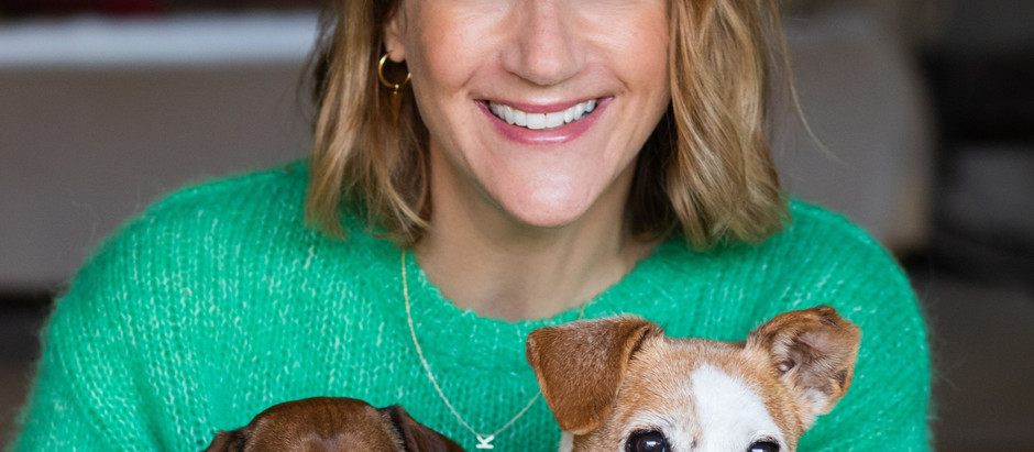 From Sotheby's to London's No. 1 Dog Walker, Kate MacDougall on The Second Chapter