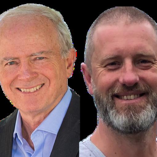 Directeurs.trices écoles Montessori AMI, Bill Conway+Julien Lamorte, formateurs AMI