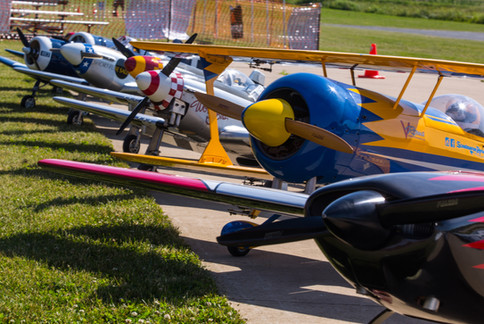 RC Fest flight line
