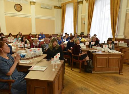 В столице Алтайского края подвели итоги городского конкурса общественного признания «Доброволец года