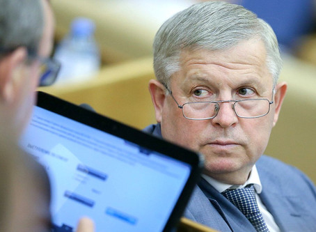 Виктор Кидяев предложил оказать помощь местным бюджетам для борьбы с коронавирусом