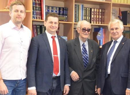 Игорь Бабичев избран действительным членом РАЕН