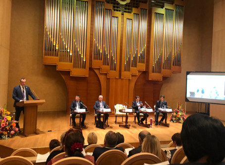 Ассоциация ТОС приняла участие в образовательной площадке международного гуманитарного форума