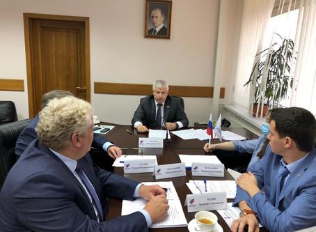 Расширенное заседание Правления ОАТОС