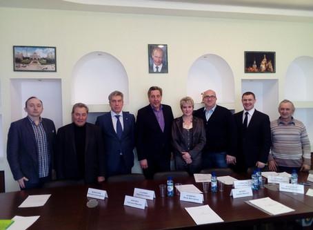 Учредительное собрание Ассоциации территориальных общественных самоуправлений Челябинской области