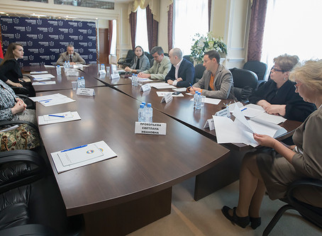 Состоялось заседание Координационного совета по развитию территориального общественного самоуправлен