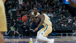 UCD vs Sac State - Golden 1 Center