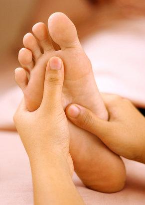 Massage Pieds - 20 min